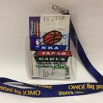 NBAジャパンゲームでもらったサインは意外な人物だった!