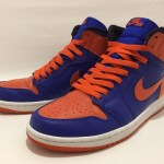 "NIKE AIR JORDAN 1 RETRO HIGH OG ""NEWYORK KNICKS"""