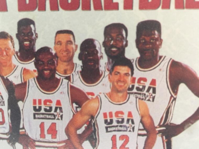NBA ドリームチームUSA メガドライブ ゲーム