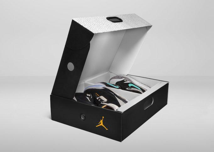 3月18日発売 AIR JORDAN 3 AIR MAX 1 ATMOSパック
