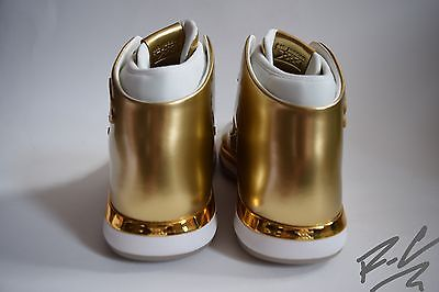 エアジョーダン31 ゴールド