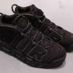 "【更新】山男 NIKE AIR MORE UPTEMPO ""BLACK REFLECTIVE"" 発売決定!"