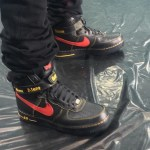 VLONE x NIKE AIR FORCE 1 HIGH 4色展開!