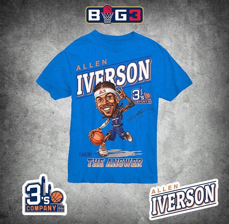 ビッグ3 バスケットボール Tシャツ