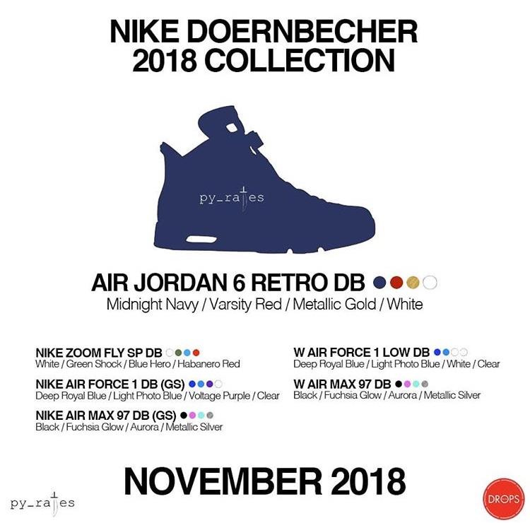 ナイキ フリースタイル コレクション 2018 ラインアップ