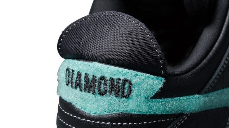 ダイヤモンド サプライ ナイキ SB ダンク ブラック ティファニー