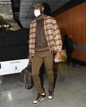 レブロン・ジェームズのファッション コレクション 2020年12月