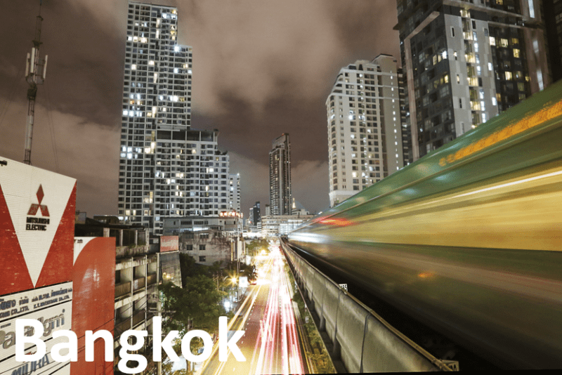 Bangkok -city guide