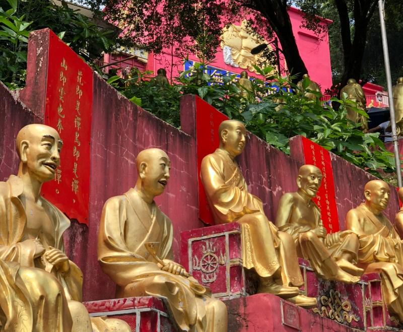 Ten Thousand Buddhas Monastery Loretta Lam 3