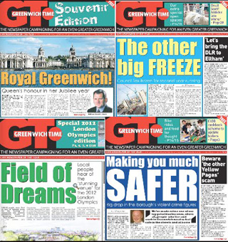 Greenwich Time issues