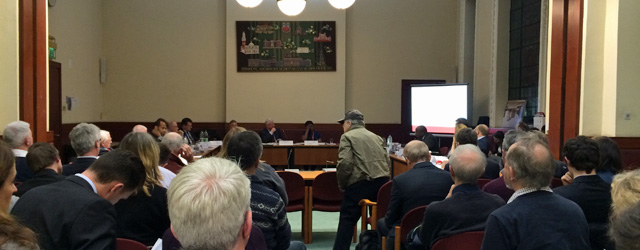 Greenwich Council planning board, 3 March 2014