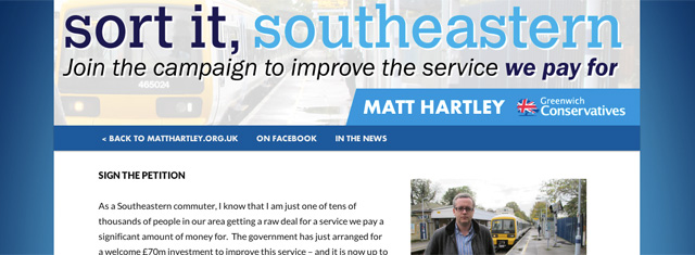 Matt Hartley's website