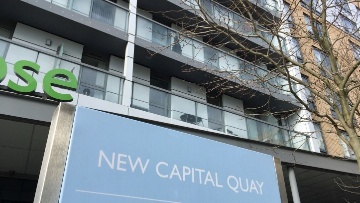 New Capital Quay