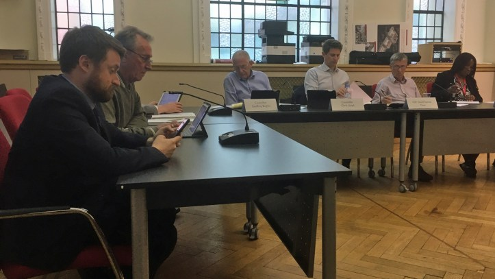 Greenwich Council committee