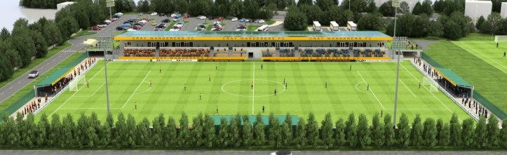 Cray Wanderers new ground