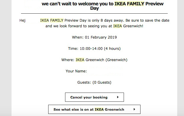 Ikea Family preview