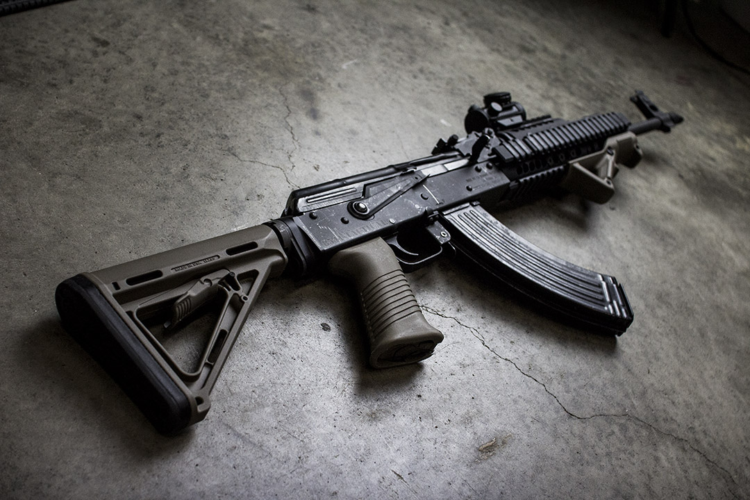 Ak 74 stock options