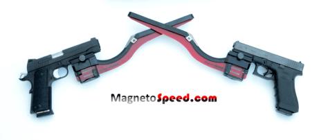 Magnetospeed Pistol