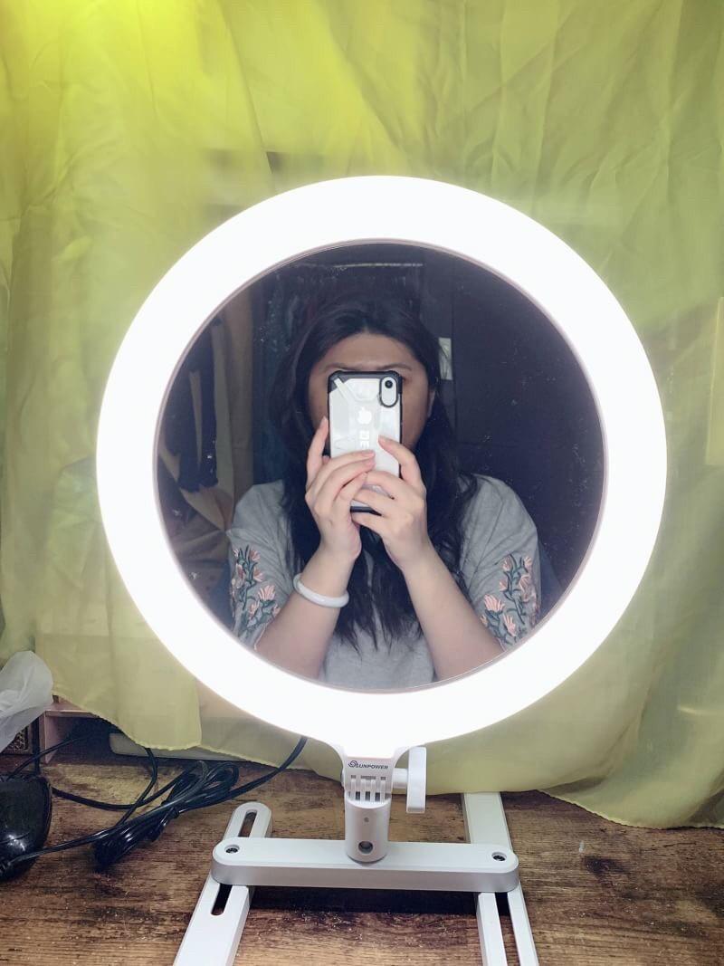 SUNPOWER 3in1補光化妝鏡 | 出門自信好輕鬆 | 湧蓮國際線上商城 | Yunglien Store
