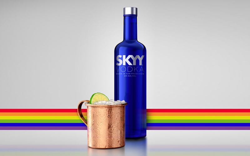 美國晴空伏特加 500ml SKYY Vodka | 雲端酒吧 skybar