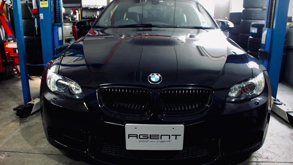 特別な車への想いは引き継がれる BMW E92