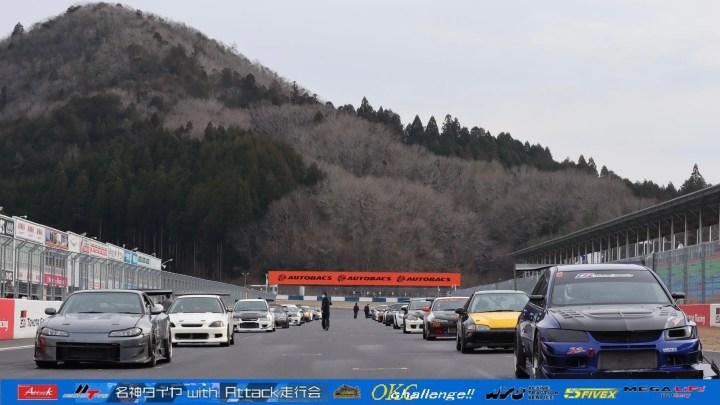 25台限定の走行会!『OKCチャレンジ』2021.06.30岡山国際サーキットで開催