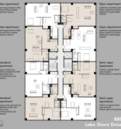 combining apartments flexible floor plans combining apartments electrical wiring diagrams residential  [ 1650 x 1650 Pixel ]