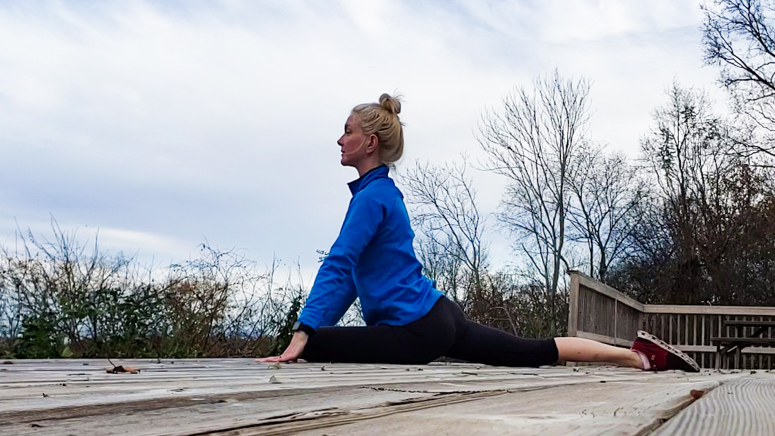 Benefits of incorporating yoga with running