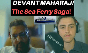 #4 Sea Ferry Fraud with Devant Maharaj