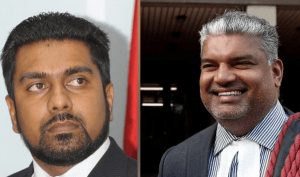 Ramlogan and Ramdeen CHARGED!