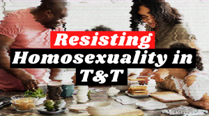 A senator pushes to further normalize homosexuality in T&T