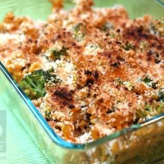 Recipe Fail:  Macaroni & Cheese with Broccoli (vegan)