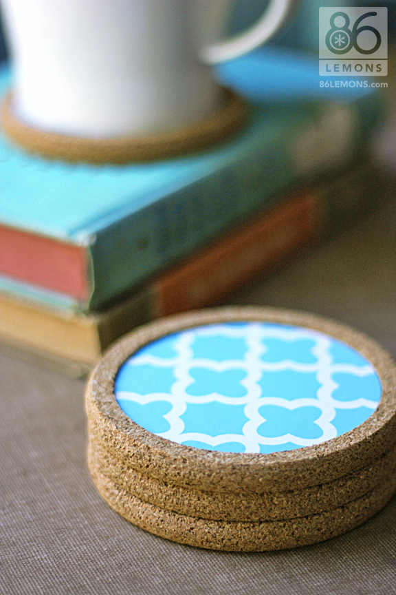 Diy Easy Coasters 86 Lemons