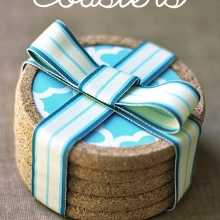 DIY Easy Coasters