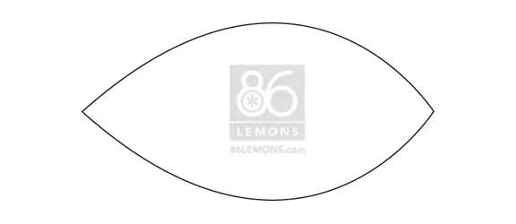 DIY Felt Leaf Garland - 86 Lemons