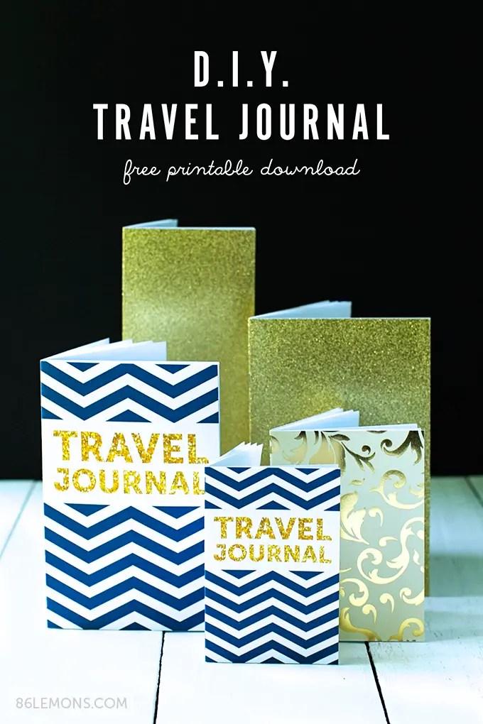 DIY Travel Journal #diy #travel #handmade #journal (43B)
