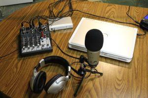 the One Man Podcast Setup
