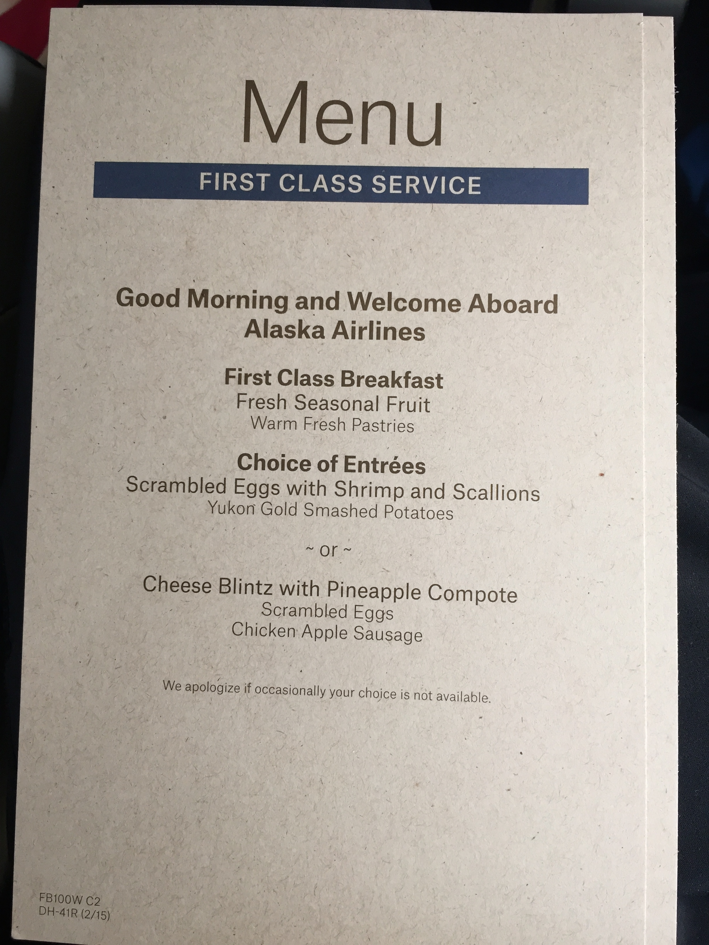 Flight Review Alaska Airlines First Class San Jose To Maui  Hungry for Points