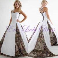 Wedding Dress, Camo Wedding Dress, White Wedding Dress ...