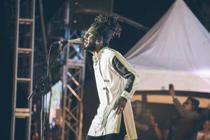Chronixx, zincfence redemption band, Chronology tour Jamaica, Chronixx Live, 2017, 876Lover, Reggae concert, Reggae,