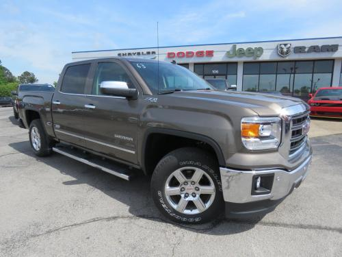 small resolution of pre owned 2014 gmc sierra 1500 slt
