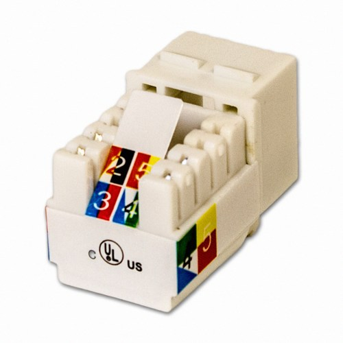 small resolution of 1 x cat3 rj11 6p4c ethernet 90 degree right angle keystone wiring a 35mm jack speaker