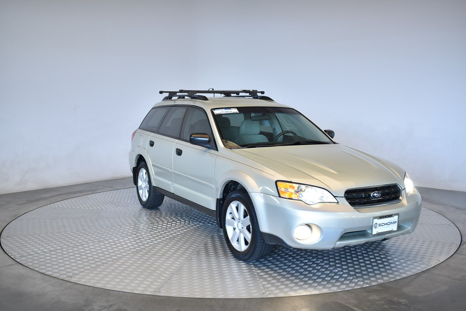 hight resolution of pre owned 2007 subaru legacy wagon outback