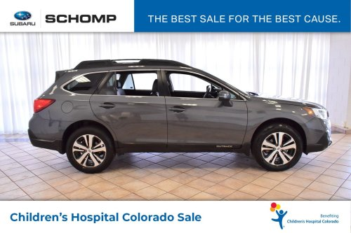 small resolution of pre owned 2019 subaru outback limited