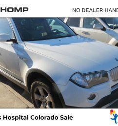 pre owned 2008 bmw x3 3 0si [ 1600 x 1068 Pixel ]