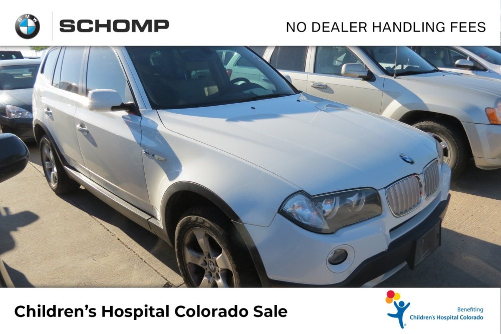 medium resolution of pre owned 2008 bmw x3 3 0si