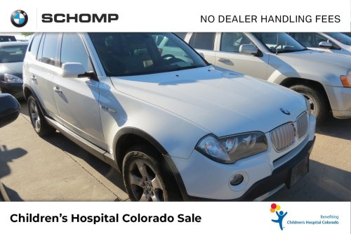 small resolution of pre owned 2008 bmw x3 3 0si
