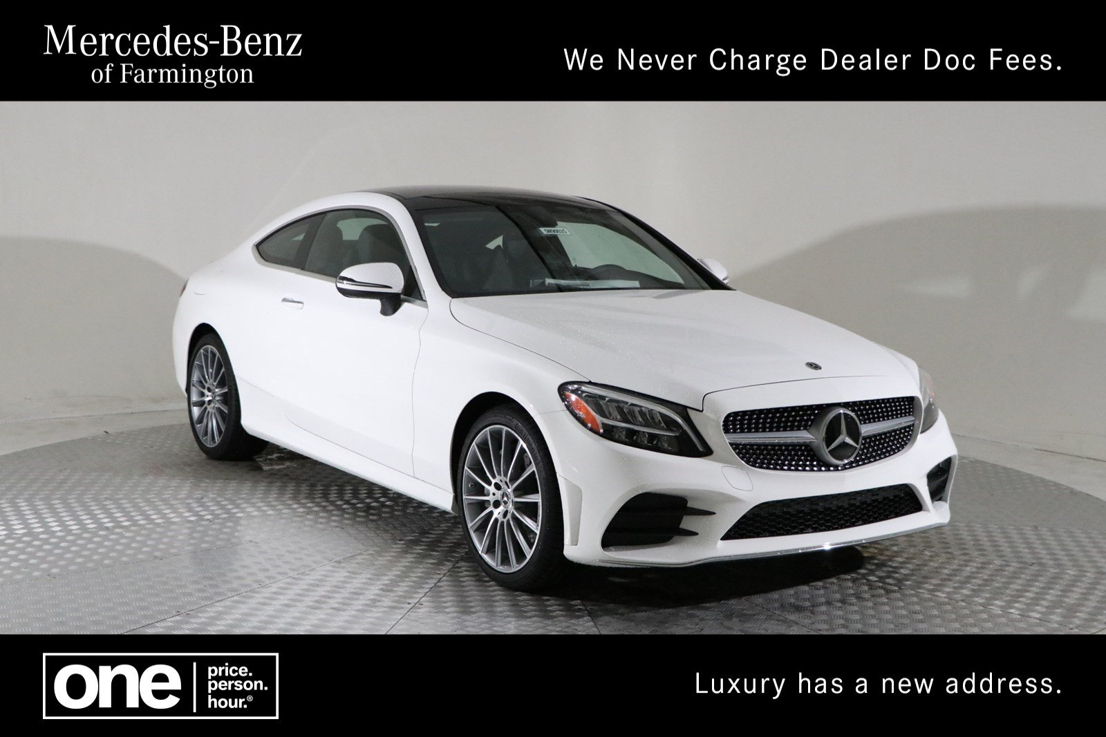 hight resolution of new 2019 mercedes benz c class c 300
