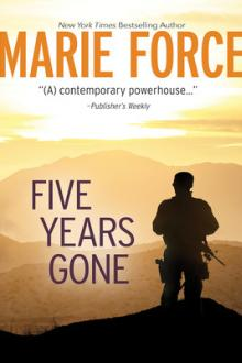 Five Years Gone - Marie Force - Novel Online