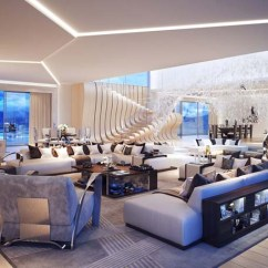 Beautiful Living Room Images Led Lighting 18 Designs In Modern Style